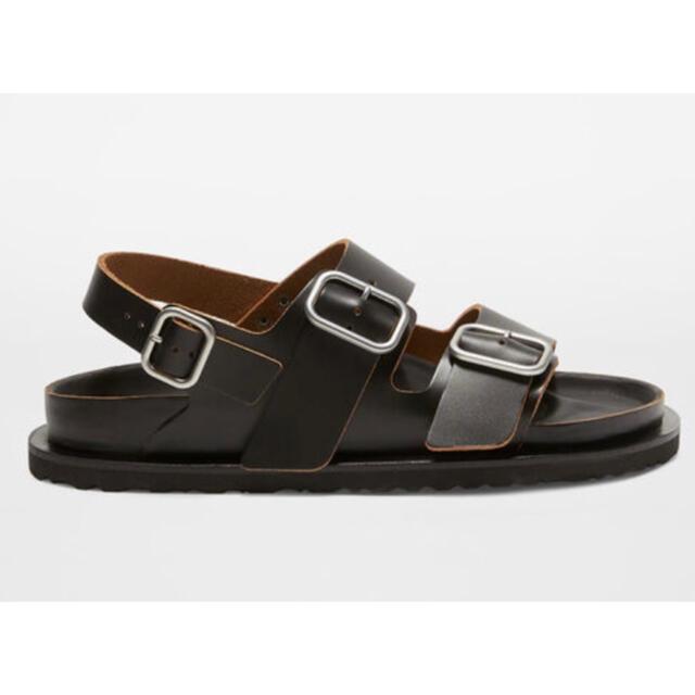 Jil Sander(ジルサンダー)のJIL SANDER birkenstock  ジルサンダーコラボサンダル 41 メンズの靴/シューズ(サンダル)の商品写真