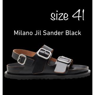 Jil Sander - JIL SANDER birkenstock  ジルサンダーコラボサンダル 41