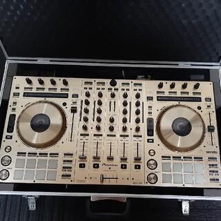 パイオニア(Pioneer)のパイオニア DDJ SX ゴールドエディション  限定版 ハードケース付き(DJコントローラー)