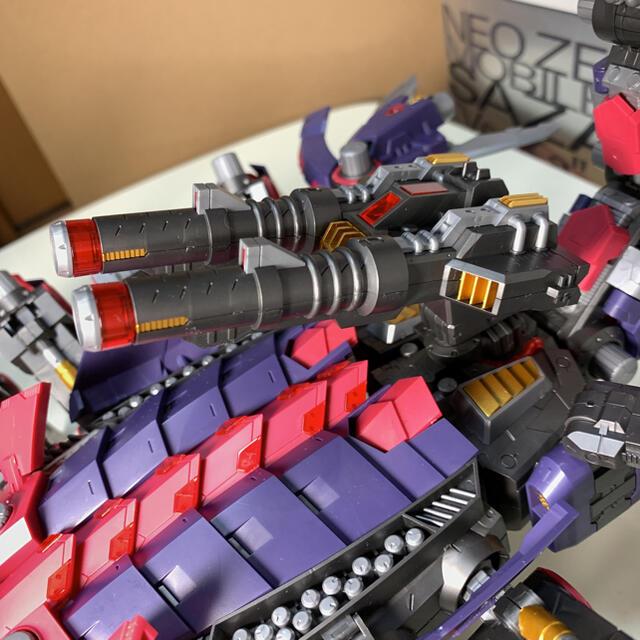 KOTOBUKIYA(コトブキヤ)の海外製 未組 新品 デススティンガー 非 ゾイド HMM コトブキヤ トミー  エンタメ/ホビーのおもちゃ/ぬいぐるみ(プラモデル)の商品写真