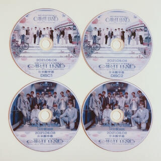 SEVENTEEN - SEVENTEEN 5TH FANMEETING CARAT LAND DVD