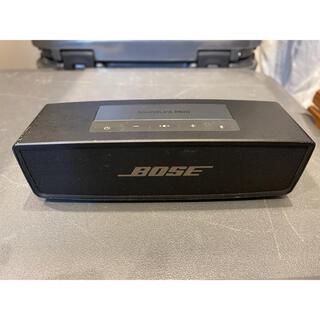 ボーズ(BOSE)のBOSE Soundlink mini 2(ポータブルプレーヤー)