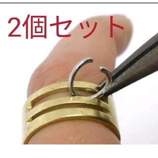 新品 指カン2個セット(各種パーツ)