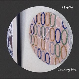 ミナペルホネン(mina perhonen)の2140* 現品 ミナペルホネン 壁掛け時計(掛時計/柱時計)