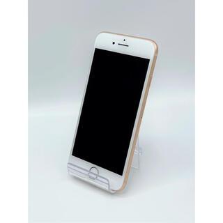 アイフォーン(iPhone)のIPHONE 8(64GB) simフリー。GOLD(携帯電話本体)