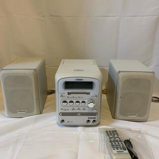 ビクター(Victor)のVictorビクター JVC UX-QX1-W  コンポ(その他)
