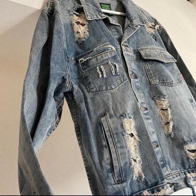 FEAR OF GOD(フィアオブゴッド)の秋。   デニムジャケット メンズのジャケット/アウター(Gジャン/デニムジャケット)の商品写真