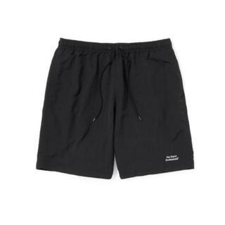 ワンエルディーケーセレクト(1LDK SELECT)のM Ennoy エンノイ Nylon Shorts 黒 ナイロンショーツ (ショートパンツ)