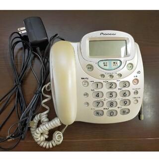 パイオニア(Pioneer)のパイオニア 電話機 【⠀動作確認済み⠀】(その他)