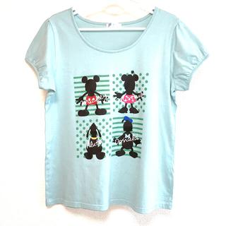 ディズニー(Disney)のチュニック Tシャツ2枚セット ディズニー(チュニック)