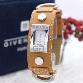 ジバンシィ(GIVENCHY)の正規品【新品電池】GIVENCHY/REG92438731 動作良好 バングル(腕時計)