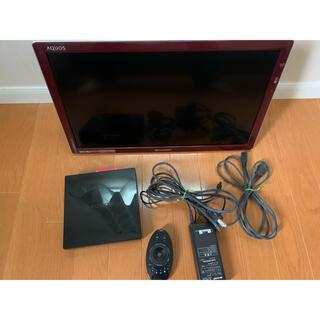 アクオス(AQUOS)のシャープ 20V型 液晶テレビ AQUOS LC-20FE1-B 2012年製(テレビ)