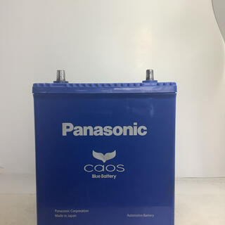 パナソニック(Panasonic)の再生バッテリー☆Panasonic  Caos 60B19L 8ヶ月補償付!55(メンテナンス用品)