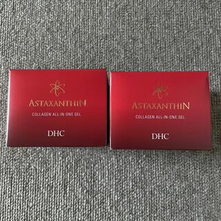 ディーエイチシー(DHC)の【新品・未開封】DHC アスタC オールインワンジェル(120g) 2個セット(オールインワン化粧品)