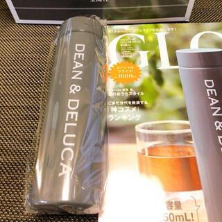 ディーンアンドデルーカ(DEAN & DELUCA)のGLOW付録 DEAN & DELUCA  ステンレスボトル チャコールグレー(ファッション)