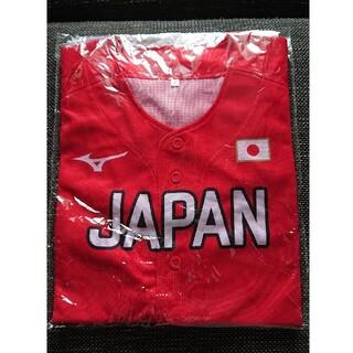 ミズノ(MIZUNO)のオリンピック 女子ソフトボールユニフォーム(記念品/関連グッズ)