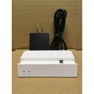 ファーウェイ(HUAWEI)のWiMAX HWD31PUA クレードル w03 (HWD34)も対応 即購入可(バッテリー/充電器)