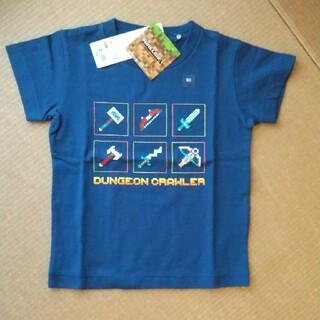 ユニクロ(UNIQLO)の売り尽くし!新品★ユニクロ マインクラフト Tシャツ 100(その他)
