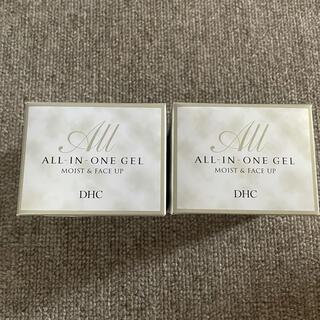 ディーエイチシー(DHC)のDHC オールインワンジェル モイスト&フェースアップ 105g 2個セット(オールインワン化粧品)