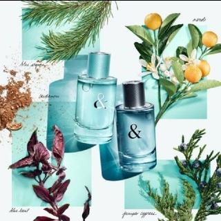 ティファニー(Tiffany & Co.)のティファニー&ラブ ペア香水 サンプル1.2ml(ユニセックス)