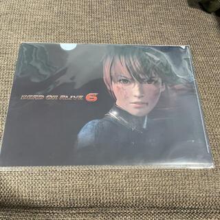 コーエーテクモゲームス(Koei Tecmo Games)のデッドオアアライブ6 A4クリアファイル(クリアファイル)