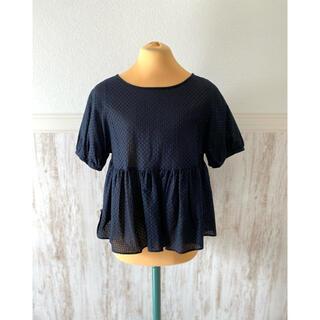 ダブルスタンダードクロージング(DOUBLE STANDARD CLOTHING)のVANILLA CoUTURE ブラウス(シャツ/ブラウス(半袖/袖なし))