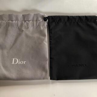 シャネル(CHANEL)のDior CHANEL 巾着 セット 最終価格(ポーチ)