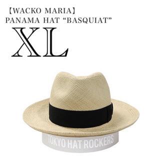 ワコマリア(WACKO MARIA)のWACKO MARIA BASQUIAT HAT XL(ハット)