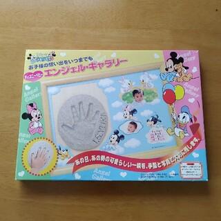 ミッキー 手形フレーム(写真額縁)