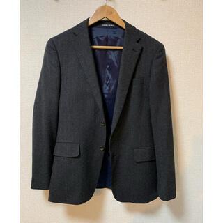 アオヤマ(青山)の洋服の青山 スーツ セットアップ グレー(セットアップ)