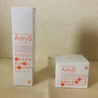 タイショウセイヤク(大正製薬)のアドライズ アクティブローション・アクティブクリーム(化粧水/ローション)