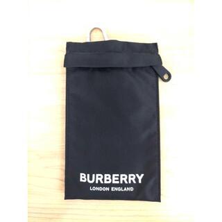 バーバリー(BURBERRY)のBURBERRY(バーバリー) ナイロンロゴポーチ メンズ 財布・ケース(キーケース)