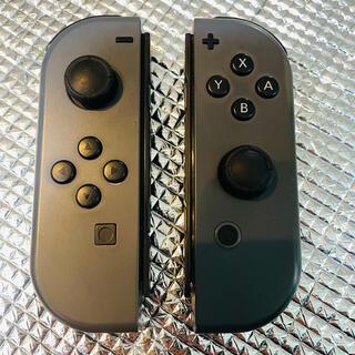 ニンテンドースイッチ(Nintendo Switch)のNintendo JOY-CON (L)/(R) グレー(その他)