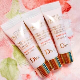 ディオール(Dior)のディオール プレステージ ホワイト UV  化粧下地 日焼け止め(化粧下地)