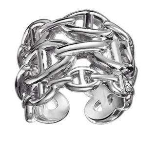 エルメス(Hermes)のhoney様専用 エルメス シェーヌダンクルアンシェネ リング◇HERMES(リング(指輪))