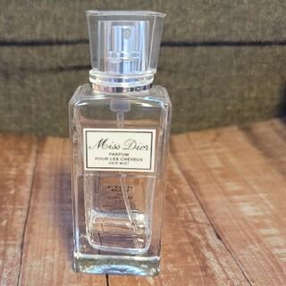 クリスチャンディオール(Christian Dior)のミス ディオール ヘアミスト 残量1センチ弱(ヘアウォーター/ヘアミスト)