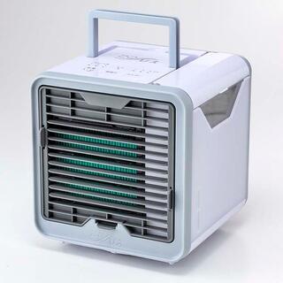 ここひえR3 本体 パーソナルクーラー 冷風扇 冷風機 卓上クーラー 正規品(扇風機)
