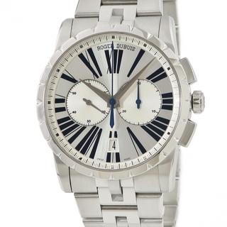 ロジェデュブイ(ROGER DUBUIS)のロジェデュブイ  エクスカリバー クロノ DBEX0451 自動巻き メ(腕時計(アナログ))