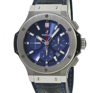 ウブロ(HUBLOT)のウブロ  ビッグバン ブルー ビクトリー 301.SX.7123.VR.(腕時計(アナログ))