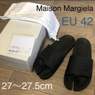 マルタンマルジェラ(Maison Martin Margiela)の値下げ!Maison Margiela★足袋サンダル★メンズ★42(サンダル)