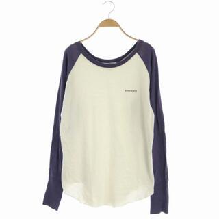 アメリカーナ(AMERICANA)のアメリカーナ BEAUTY & YOUTH別注 ベースボールTシャツ カットソー(Tシャツ(長袖/七分))
