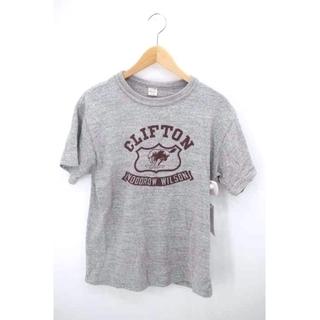 ウエアハウス(WAREHOUSE)のWAREHOUSE(ウェアハウス) 霜降りTシャツ CLIFTON メンズ(Tシャツ/カットソー(半袖/袖なし))
