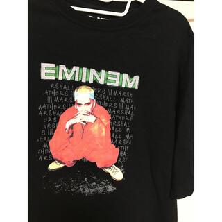 ウィゴー(WEGO)のWEGO エミネム Tシャツ ヒップホップ RAP バンドT(Tシャツ/カットソー(半袖/袖なし))