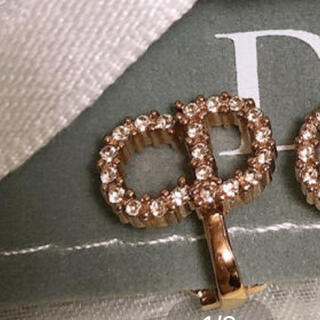 ディオール(Dior)のdior イヤリング 片方のみ(イヤリング)