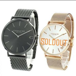 コーチ(COACH)のコーチ  COACH Men's 腕時計 チャールズ Charles クォーツ(腕時計(アナログ))