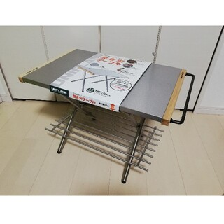 UNIFLAME - 【新品】ユニフレーム焚き火テーブルサイドポール  棚板 セット