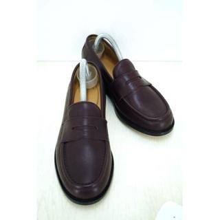 ムジルシリョウヒン(MUJI (無印良品))の無印良品(ムジルシリョウヒン) レザーローファー レディース シューズ(ローファー/革靴)