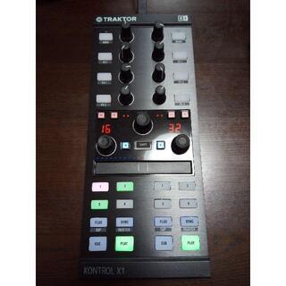TRAKTOR Kontrol X1 MK2 TRAKTOR対応DJコントローラ(DJコントローラー)