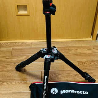 Manfrotto - マンフロット manfrotto コンパクト三脚 雲台セット