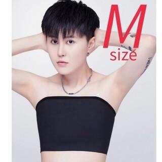 SALE 【Mサイズ 】ナベシャツ ベアトップ さらしタイプ ブラック コスプレ(コスプレ用インナー)